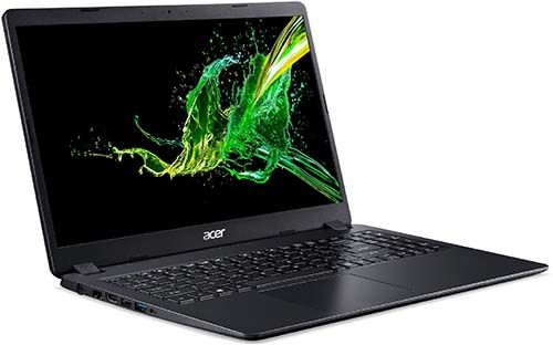 "Ноутбук ACER Aspire 3 A315-42-R3L9 (NX.HF9ER.020) Черный (AMD Ryzen 3 3200U 2600 MHz/4Gb/SSD 128Gb/AMD Radeon Vega 3 Graphics/15,6""/HD/BT Cam/Linux)"