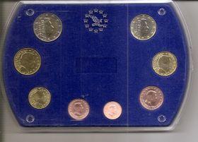 Годовой евро набор Люксембург 2019 UNC в упаковке