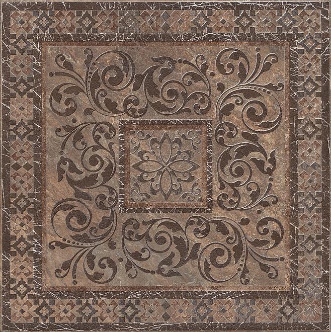 STG/A257/SG1502 | Декор Бромли коричневый