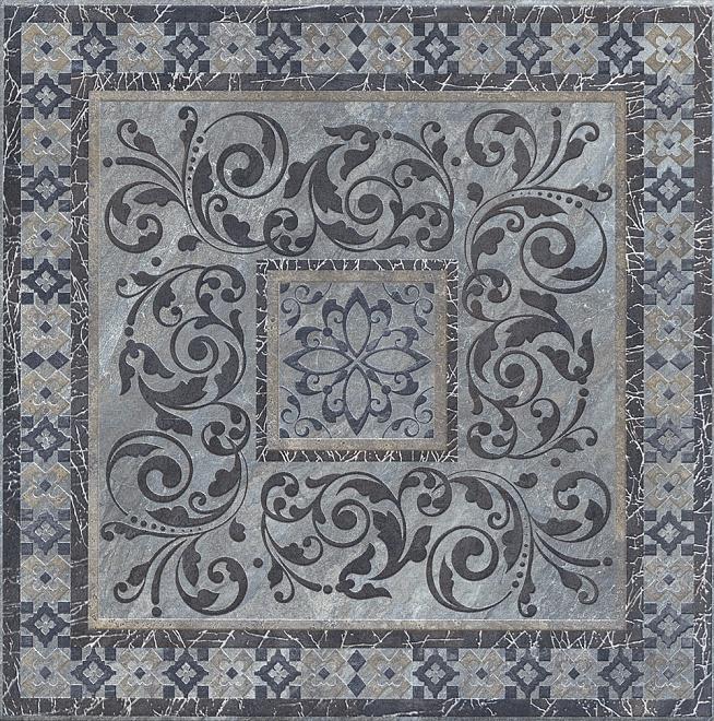 STG/C257/SG1504 | Декор Бромли серый тёмный