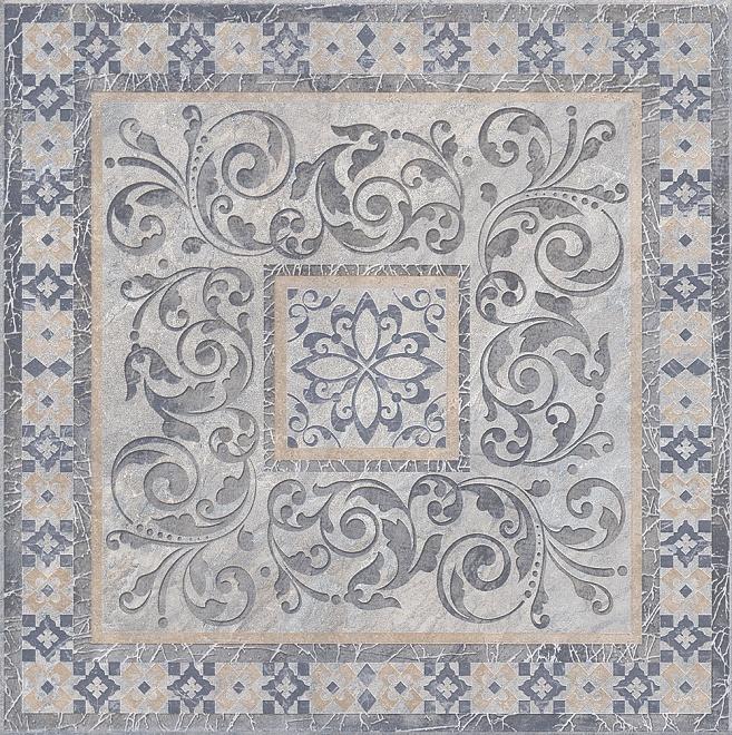STG/D257/SG1503 | Декор Бромли серый