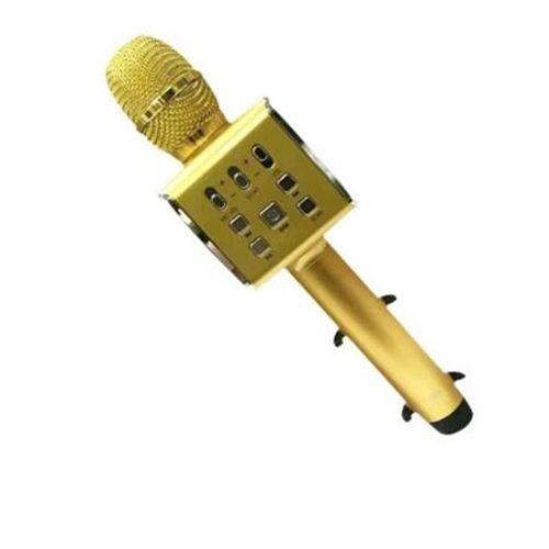Bluetooth караоке-Микрофон H-59 с держателем для телефона