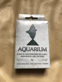 #НЕНОВЫЙ Aquarium by João Miranda Magic and Gustavo Sereno