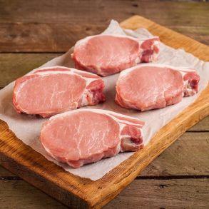 Свинина корейка охлаждённая /кг