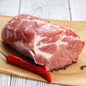 Свинина шея охлаждённая /кг