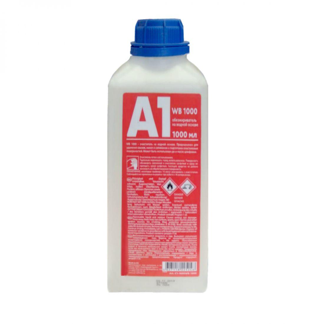 A1 WB 1000 Обезжириватель водно-спиртовой, 1л.