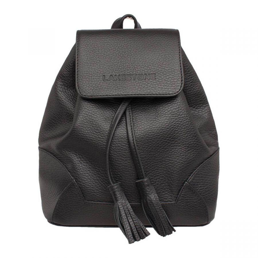 Женский рюкзак Lakestone Clare Black