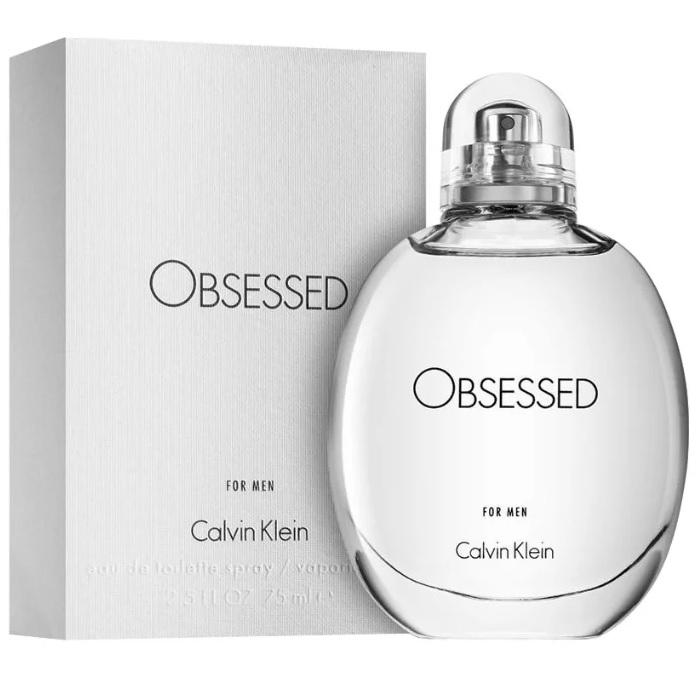 Туалетная вода Calvin Klein Obsessed For Men 75 мл