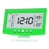 Многофункциональные Настольные Часы KD-1819, зелёный