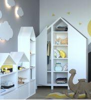 Шкаф-Домик №8 ДИ (любые размеры)