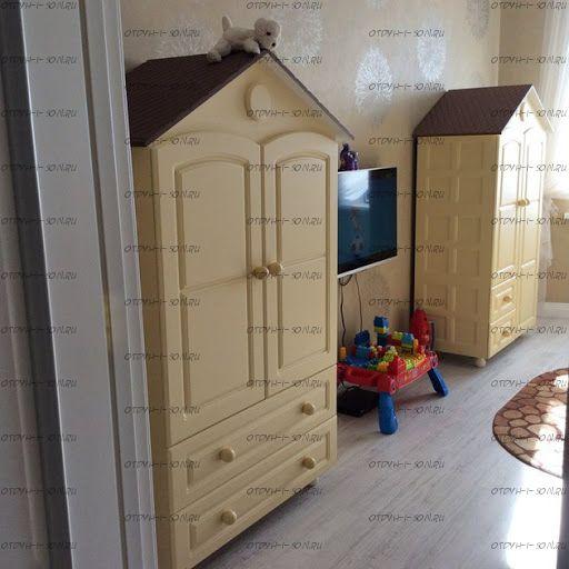 Шкаф-Домик №9 ДИ (любые размеры)