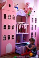 Шкаф скандинавский домик №К8 (любые размеры)