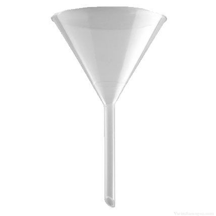 Воронка пластиковая, 90 мм