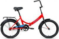 Велосипед ALTAIR CITY 20 (RBKT0YN01006) Красный/голубой