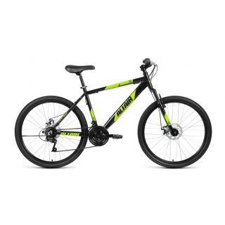 Велосипед ALTAIR AL 26 D  черныйжелтый (RBKT0M66Q002)