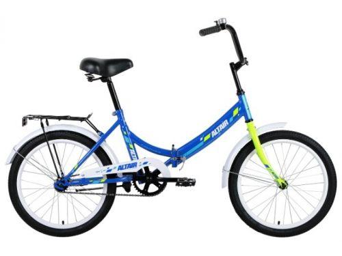 Велосипед ALTAIR CITY 20 (RBKT0YN01003) Темно-синий/белый