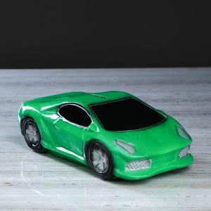 """Копилка """"Машина мечты"""", цвет зелёный, 7,5 см"""