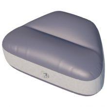Надувное сиденье в нос лодки (80х47х29 см)