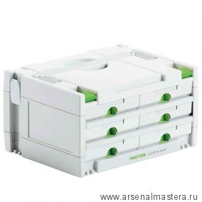 Сортейнер Sortainer FESTOOL SYS 3-SORT/6 491984