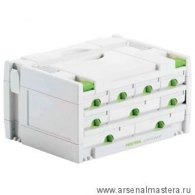 АКЦИЯ 2021 !  Сортейнер Sortainer FESTOOL SYS 3-SORT/9 491985