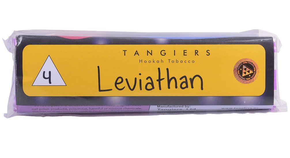 Табак Tangiers Noir - Leviathan (Левиафан, 250 грамм)