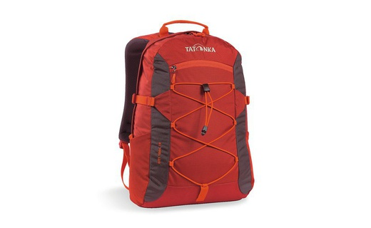 Городской рюкзак Tatonka City Trail 19 redbrown