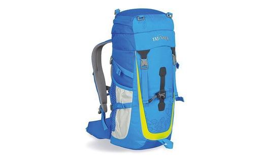 Детский походный рюкзак Tatonka Baloo 22 bright blue