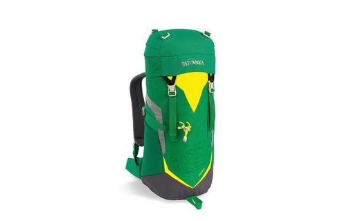 Детский походный рюкзак Tatonka Wokin 11 lawn green