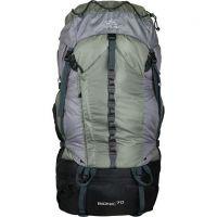 Походный рюкзак Splav Bionic 70 зеленый /серый фото3