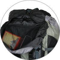 Походный рюкзак Splav Bionic 70 зеленый /серый фото11