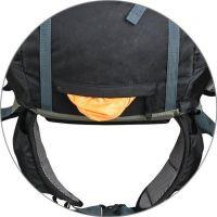 Походный рюкзак Splav Bionic 70 зеленый /серый фото12