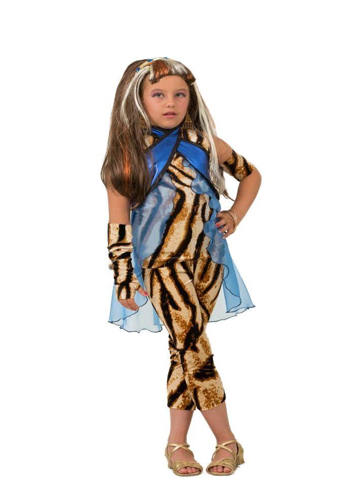 Детский костюм Клео де Нил из Monster High