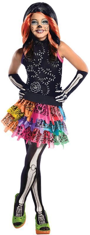 Детский костюм Скелетик Калавера