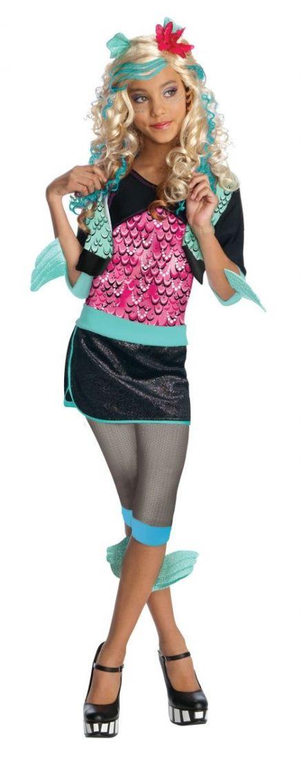 Костюм Лагуны Блю из Monster High