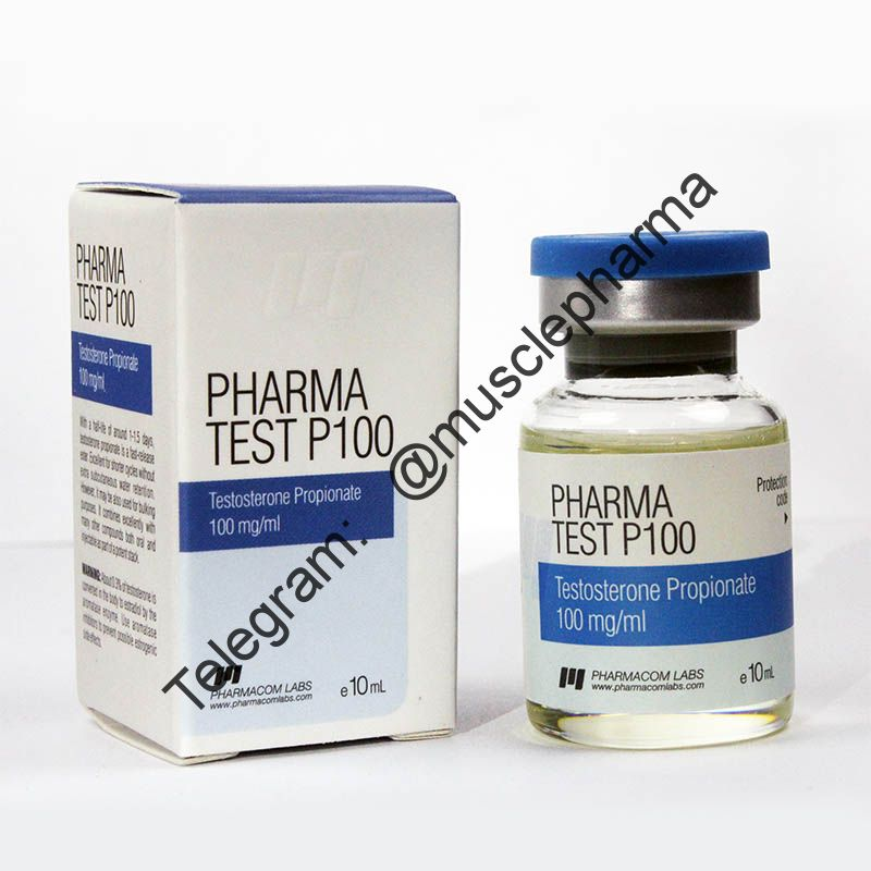 PHARMATEST P100 (PHARMACOM LABS). 100mg/ml 10ml * 1 флакон