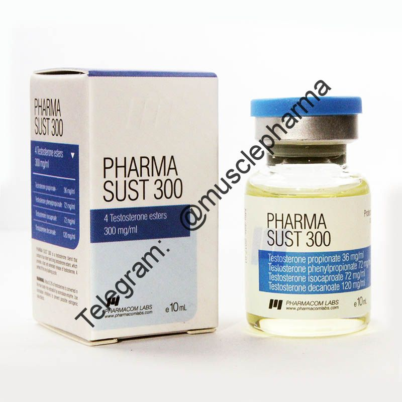 PHARMASUST 300 (PHARMACOM LABS). 300/ml 10ml