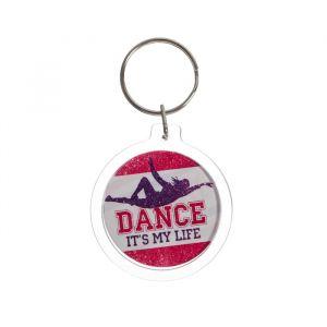 "Брелок ""Танцы"", 4,5 см 4910102"