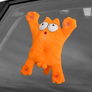 Автоигрушка «Кот», 24 см, цвета МИКС