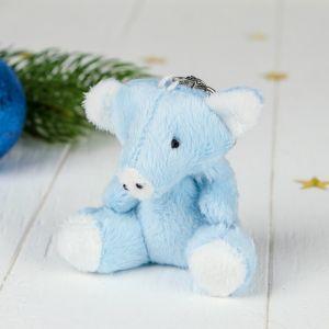 Мягкая игрушка-брелок «Свинюшка», цвета МИКС