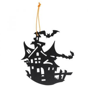 Подвеска резная «Замок с приведениями»
