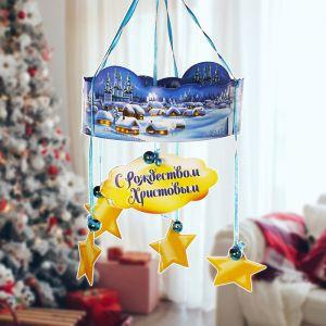Рождественская подвеска «Рождественская ночь»