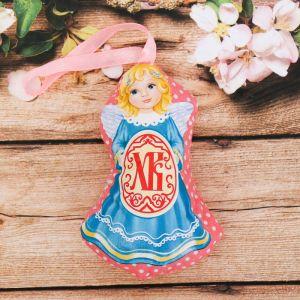Пасхальный сувенир на ленте «ХВ. Орнамент»