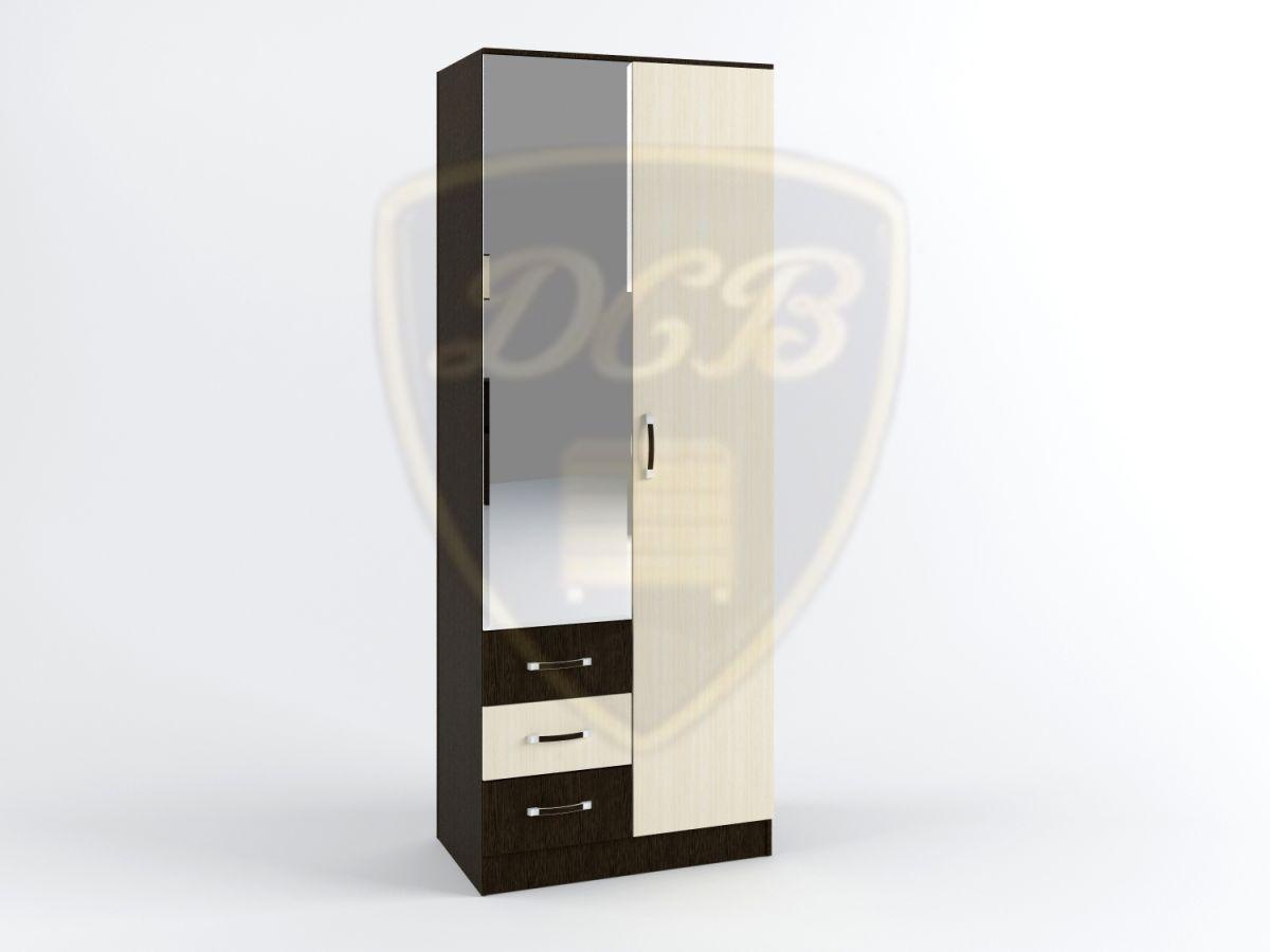 Шкаф двухстворчатый Ронда ШКР 800.3