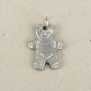 """Кулон-амулет """"Кот в костюме медведя""""   1458987"""