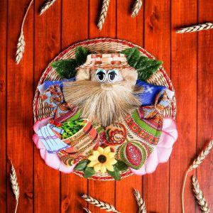 Оберег - панно «Домовой банщик», 17,5 см 694178