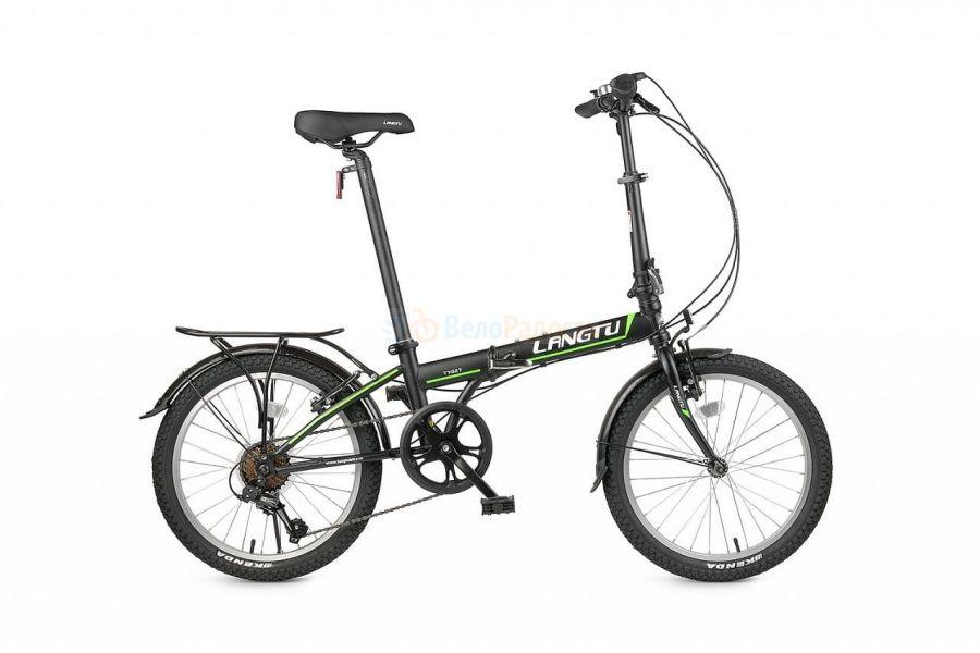 Велосипед складной Langtu TY 027 (2020)