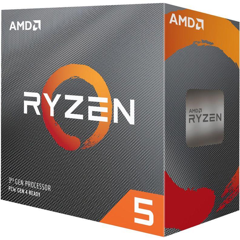 Процессор AMD RYZEN 5-3600 X6 MATTISE BOX