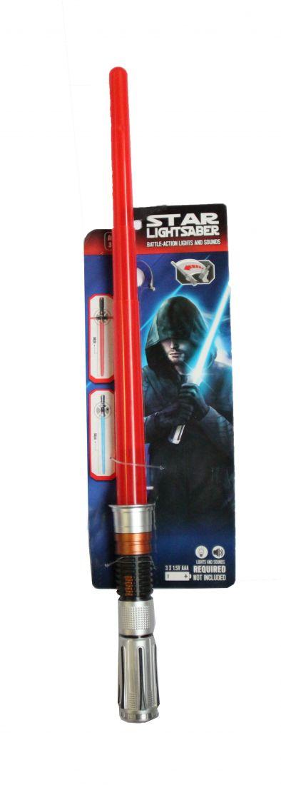Красный световой меч Star Wars