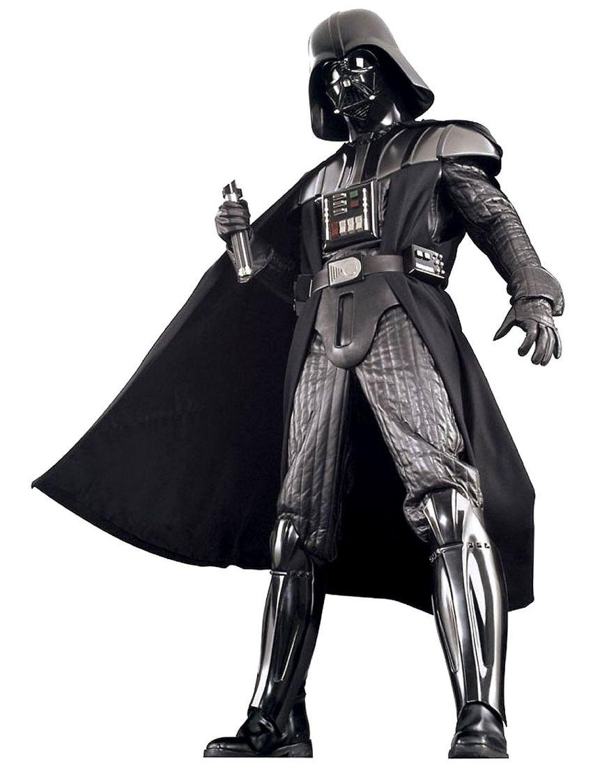 Люксовый костюм Дарт Вейдера