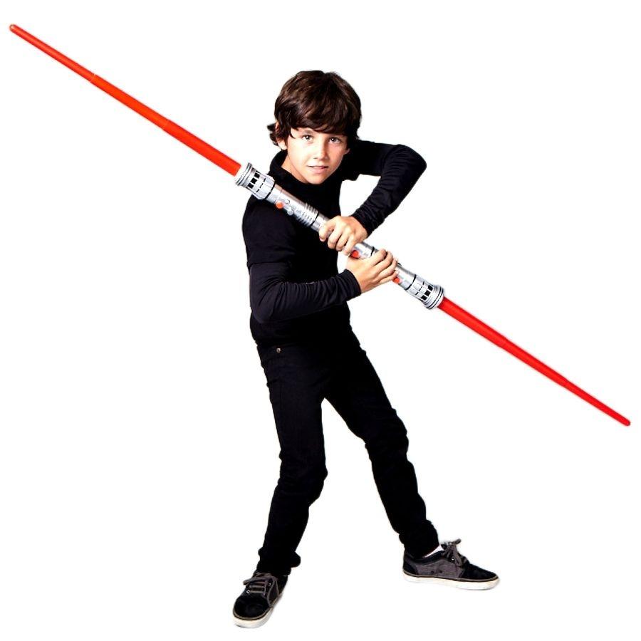 Двойной световой меч Дарт Маула